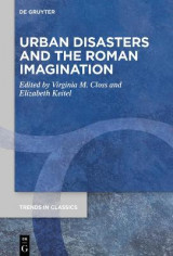 Omslag - Urban Disasters and the Roman Imagination