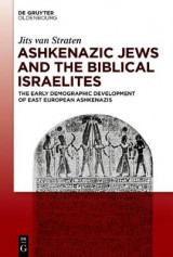 Omslag - Ashkenazic Jews and the Biblical Israelites