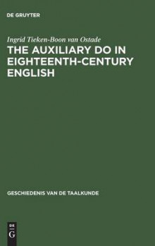 The auxiliary do in eighteenth-century English av Ingrid Tieken-Boon van Ostade (Innbundet)