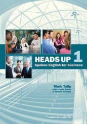 Heads up 1 A2-B1 av Louise Green, Richard Nicholas og Mark Tulip (Blandet mediaprodukt)