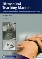 Omslag - Ultrasound Teaching Manual