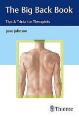Omslag - The Big Back Book: Tips & Tricks for Therapists