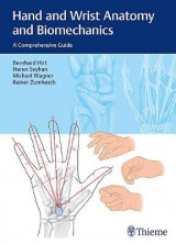 Omslag - Hand and Wrist Anatomy and Biomechanics