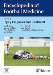 Encyclopedia of Football Medicine, Vol.2 av Jan Ekstrand, Lutz Haensel, Per Hoelmich, Jon Karlsson, Hans-W. Muller-Wohlfahrt, Peter Ueblacker og Markus Walden (Innbundet)