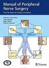 Omslag - Manual of Peripheral Nerve Surgery