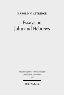 Essays on John and Hebrews av Harold W Attridge (Innbundet)