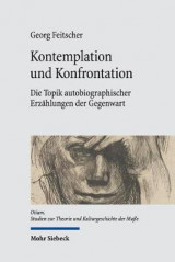 Omslag - Kontemplation Und Konfrontation