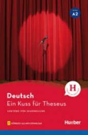 Ein Kuss fur Theseus - Buch mit MP3-Download av Annette Weber (Heftet)