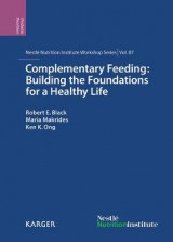 Omslag - Complementary Feeding: Building the Foundations for a Healthy Life