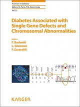 Omslag - Diabetes Associated with Single Gene Defects and Chromosomal Abnormalities