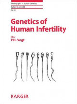 Omslag - Genetics of Human Infertility