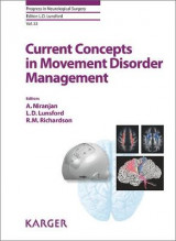 Omslag - Current Concepts in Movement Disorder Management