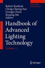 Omslag - Handbook of Advanced Lighting Technology
