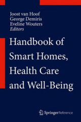 Omslag - Handbook of Smart Homes, Health Care and Well-Being 2016
