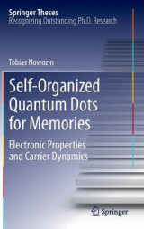 Omslag - Self-Organized Quantum Dots for Memories