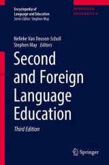 Omslag - Second and Foreign Language Education