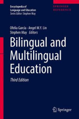 Omslag - Bilingual and Multilingual Education 2017