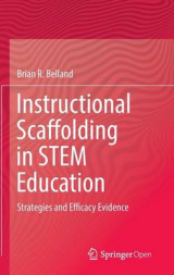 Omslag - Instructional Scaffolding in STEM Education 2016