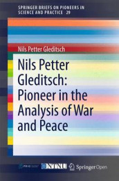 Nils Petter Gleditsch: Pioneer in the Analysis of War and Peace av Nils Petter Gleditsch (Heftet)
