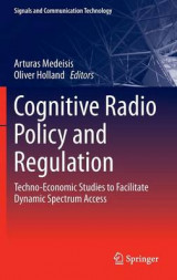 Omslag - Cognitive Radio Policy and Regulation