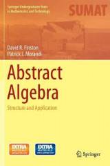 Omslag - Abstract Algebra