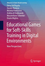 Omslag - Educational Games for Soft-Skills Training in Digital Environments 2016