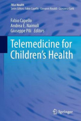 Omslag - Telemedicine for Children's Health