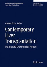 Omslag - Contemporary Liver Transplantation