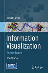 Omslag - Information Visualization 2014