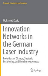 Omslag - Innovation Networks in the German Laser Industry