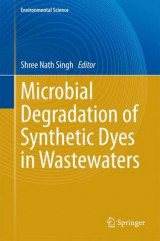 Omslag - Microbial Degradation of Synthetic Dyes in Wastewaters