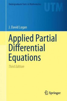 Applied Partial Differential Equations av J. David Logan (Innbundet)