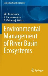 Omslag - Environmental Management of River Basin Ecosystems