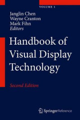 Omslag - Handbook of Visual Display Technology