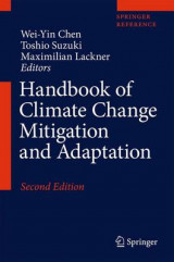 Omslag - Handbook of Climate Change Mitigation and Adaptation 2016