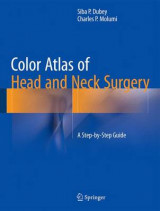 Omslag - Color Atlas of Head and Neck Surgery