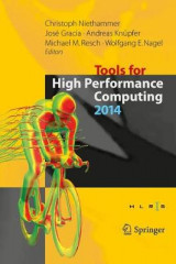 Omslag - Tools for High Performance Computing 2014