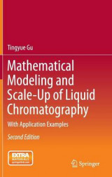 Omslag - Mathematical Modeling and Scale-Up of Liquid Chromatography 2015