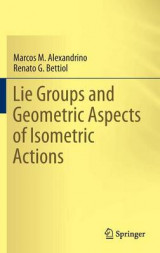 Omslag - Lie Groups and Geometric Aspects of Isometric Actions