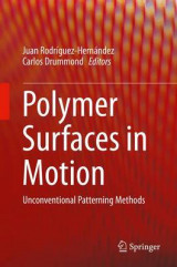 Omslag - Polymer Surfaces in Motion 2015