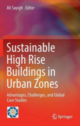 Omslag - Sustainable High Rise Buildings in Urban Zones 2016