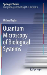 Omslag - Quantum Microscopy of Biological Systems