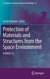 Omslag - Protection of Materials and Structures from the Space Environment 2016
