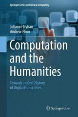 Omslag - Computation and the Humanities 2016