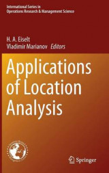 Omslag - Applications of Location Analysis 2015