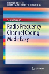 Omslag - Radio Frequency Channel Coding Made Easy 2016