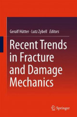 Omslag - Recent Trends in Fracture and Damage Mechanics 2016