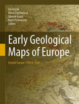 Omslag - Early Geological Maps of Europe 2016