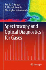Omslag - Spectroscopy and Optical Diagnostics for Gases 2016