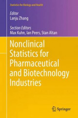 Omslag - Nonclinical Statistics for Pharmaceutical and Biotechnology Industries 2016